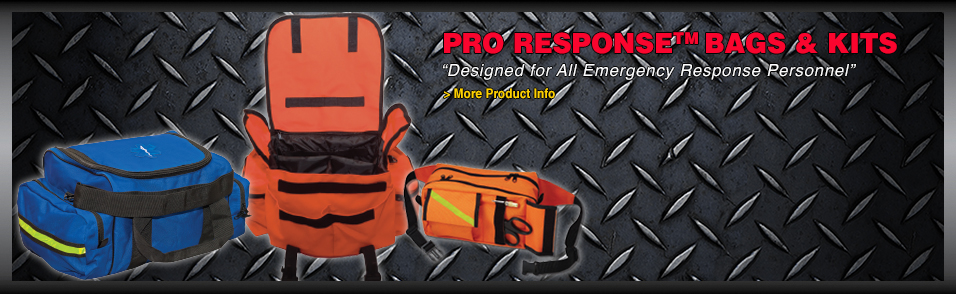 Pro Response Bags and Kits