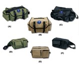 Emergency Tactical Response™  Response Bag & Fanny Packs