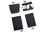 Deluxe and Standard Glove Cases, Pager Cases