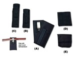 Quick Clip Holsters and Accessory Cases